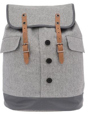 Рюкзак PROFF. Цвет: серый