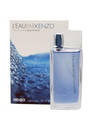 Leau Par man, Туалетная вода, 50 мл KENZO. Цвет: белый, синий