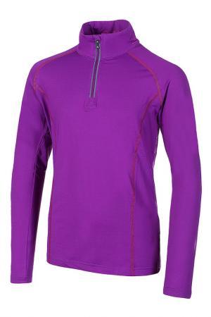 Лонгслив Alpine Pro. Цвет: фиолетовый