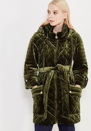 Куртка Grand Style. Цвет: зеленый