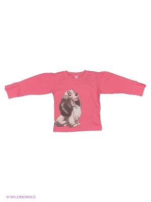 Толстовка STEPHANIE. Цвет: розовый