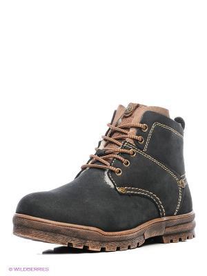 Ботинки Shoiberg 407-51-02-16
