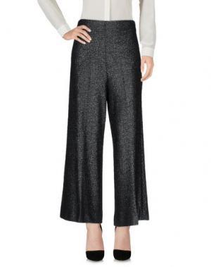 Повседневные брюки F.IT. Цвет: стальной серый