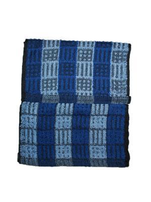 Комплект полотенец 2пр 30х70 La Pastel. Цвет: голубой, синий