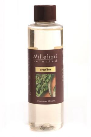 Рефилл Сладкий Лайм, 250 мл millefiori milano. Цвет: коричневый