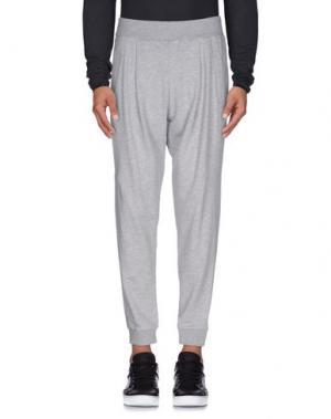 Повседневные брюки CATCH22. Цвет: серый