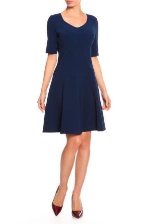 Платье BGN. Цвет: navy, темно-синий