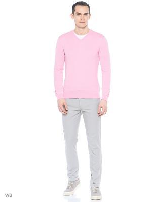 Пуловер United Colors of Benetton. Цвет: розовый, фуксия