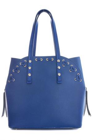Сумка SOFIA CARDONI. Цвет: blue