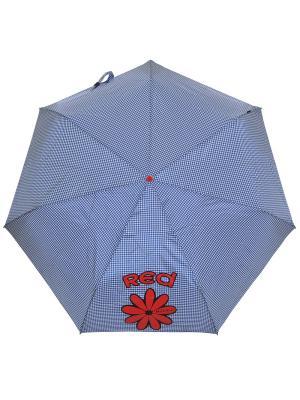 Зонты H.DUE.O. Цвет: голубой, красный