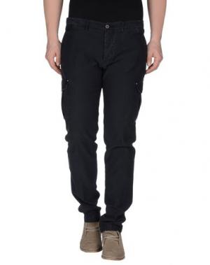 Повседневные брюки JEY COLE MAN. Цвет: темно-синий