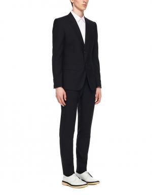 Шерстяной костюм Marc Jacobs. Цвет: синий