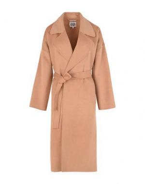 Пальто TWIST & TANGO. Цвет: верблюжий