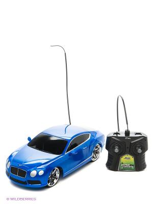 Машина Bentley Continental GT V8 116 Jada. Цвет: синий