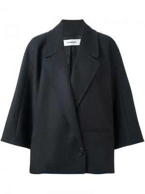 Пиджак с широкими рукавами Chalayan. Цвет: серый