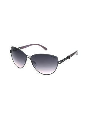 Cолнцезащитные очки Exenza. Цвет: серый, розовый