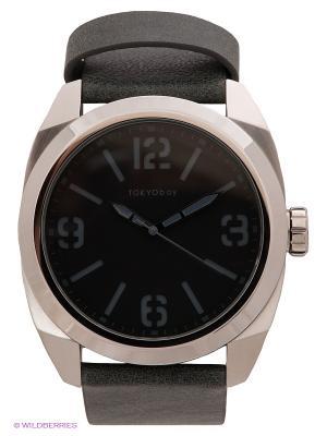 Часы TOKYObay. Цвет: серый