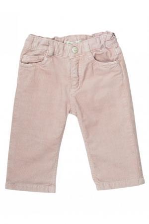 Вельветовые розовые брюки Cookie Bonpoint. Цвет: розовый