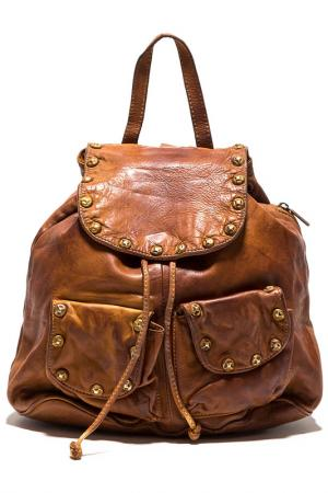 Backpack ROBERTA M. Цвет: brown