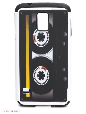 Чехол для Samsung S5 WB. Цвет: серый, желтый, белый