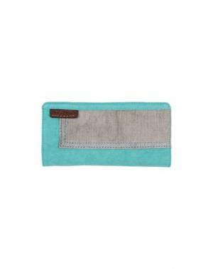 Бумажник VOLUM. Цвет: серый