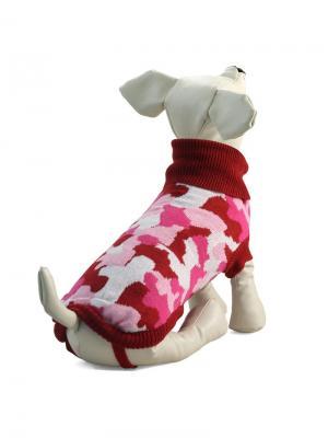 Свитер для животных TRIOL. Цвет: красный