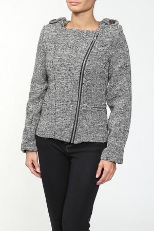Куртка Fullah Sugah. Цвет: светло-серый