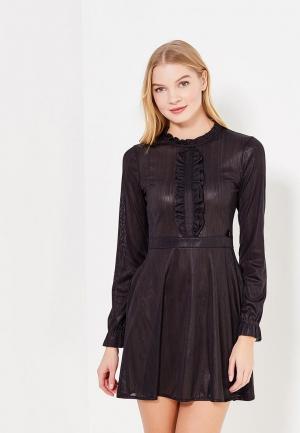 Платье Fornarina. Цвет: черный