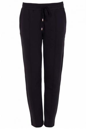 Спортивные брюки Frankie Morello. Цвет: черный