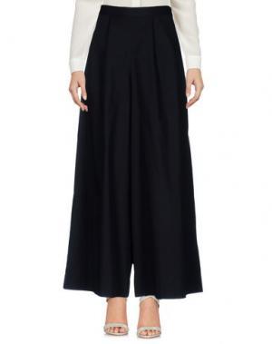 Повседневные брюки MACRÍ. Цвет: черный