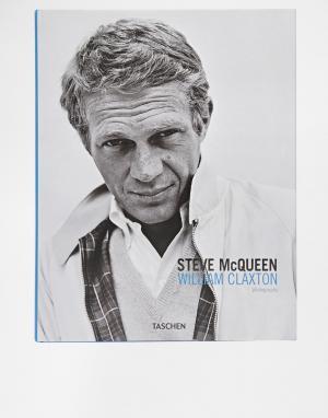 Books Книга Steve McQueen. Цвет: мульти