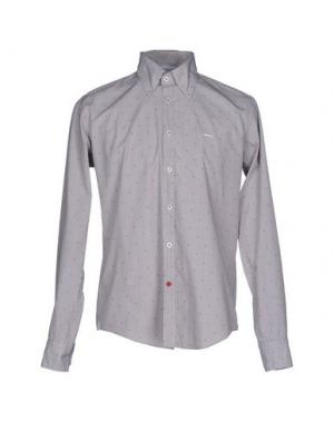 Pубашка ERA. Цвет: серый