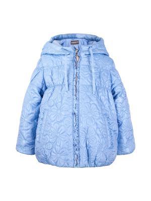 Куртка Gulliver Baby. Цвет: голубой