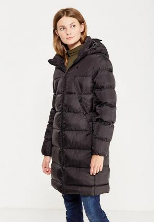 Куртка утепленная G-Star. Цвет: черный