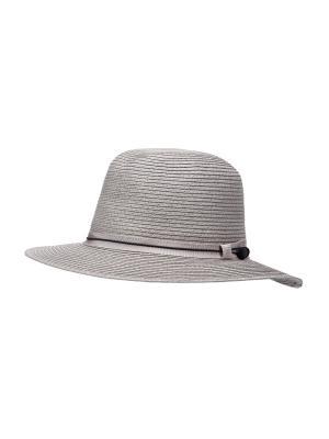 Шляпа MAISONQUE. Цвет: серый