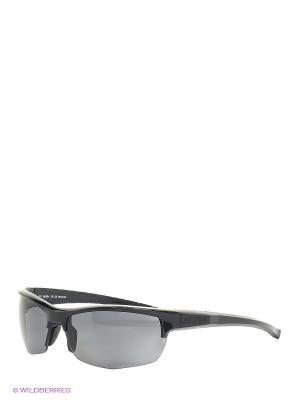 Солнцезащитные очки RH 737 01 Zerorh. Цвет: черный