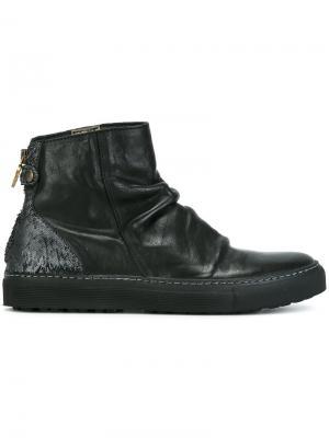 Ботинки Brody Fiorentini +  Baker. Цвет: чёрный
