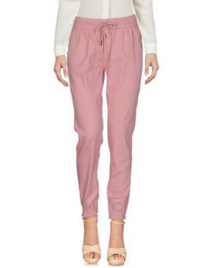 Повседневные брюки FAIRPLAY. Цвет: розовый