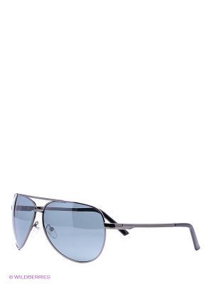Солнцезащитные очки Vittorio Richi. Цвет: черный