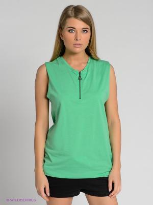 Блузка Picture Organic. Цвет: зеленый