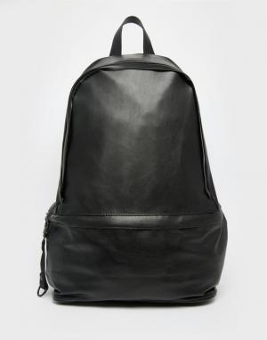 Dark Future Рюкзак с молниями. Цвет: черный
