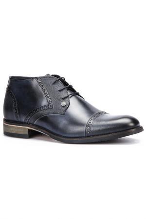 Ботинки Otto Kern. Цвет: синий