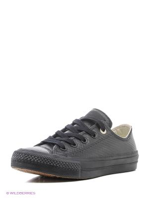 Кеды Chuck Taylor All Star II Converse. Цвет: черный
