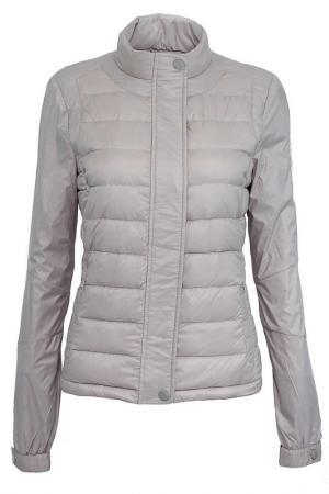 Куртка French cook. Цвет: серый
