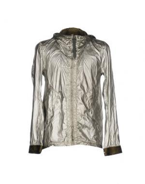 Легкое пальто NEMEN. Цвет: серый