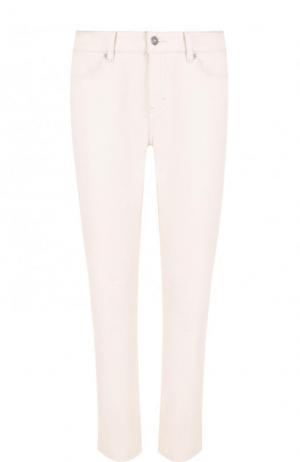 Укороченные джинсы прямого кроя Escada Sport. Цвет: бежевый