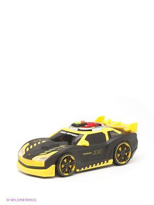 Машинка TOYSTATE. Цвет: черный, желтый