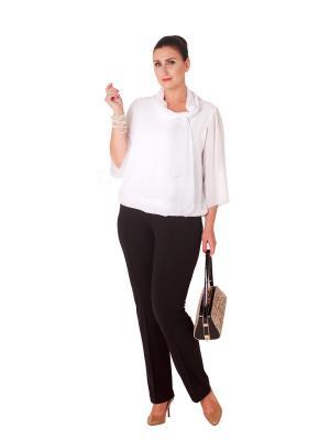 Брюки Darissa Fashion. Цвет: черный