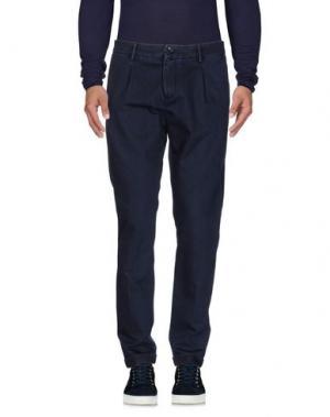 Джинсовые брюки SEVENTY by SERGIO TEGON. Цвет: синий