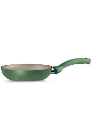 Сковорода 24 см Pensofal. Цвет: зеленый